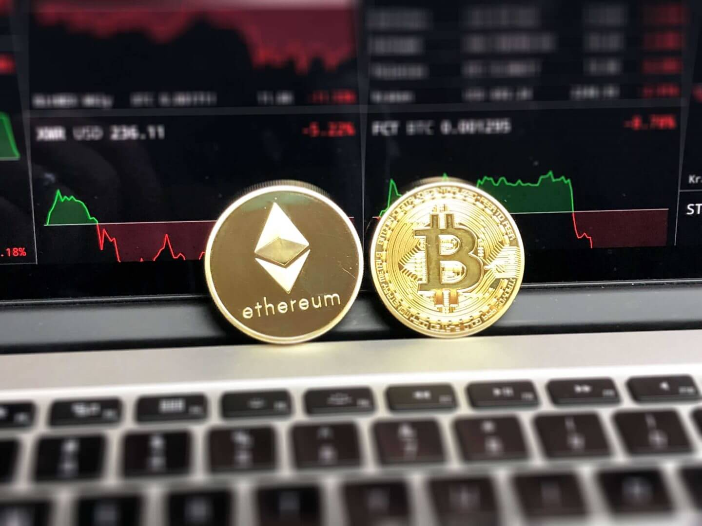 BITCOIN VS ETHEREUM: THE PAST, THE PRESENT AND THE FUTURE