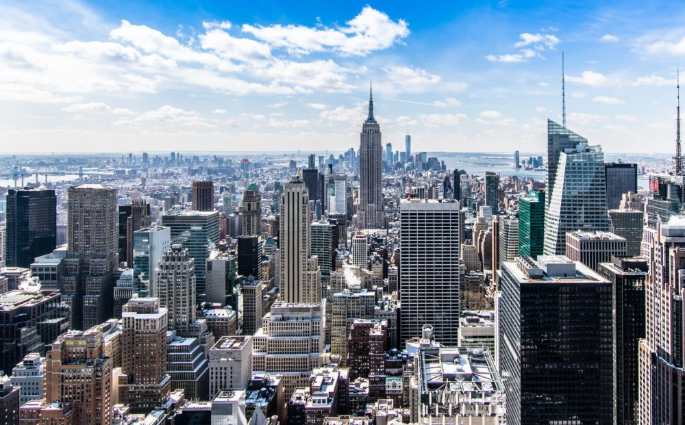 Launching of a New Blockchain Center by the NY Economic Corporation