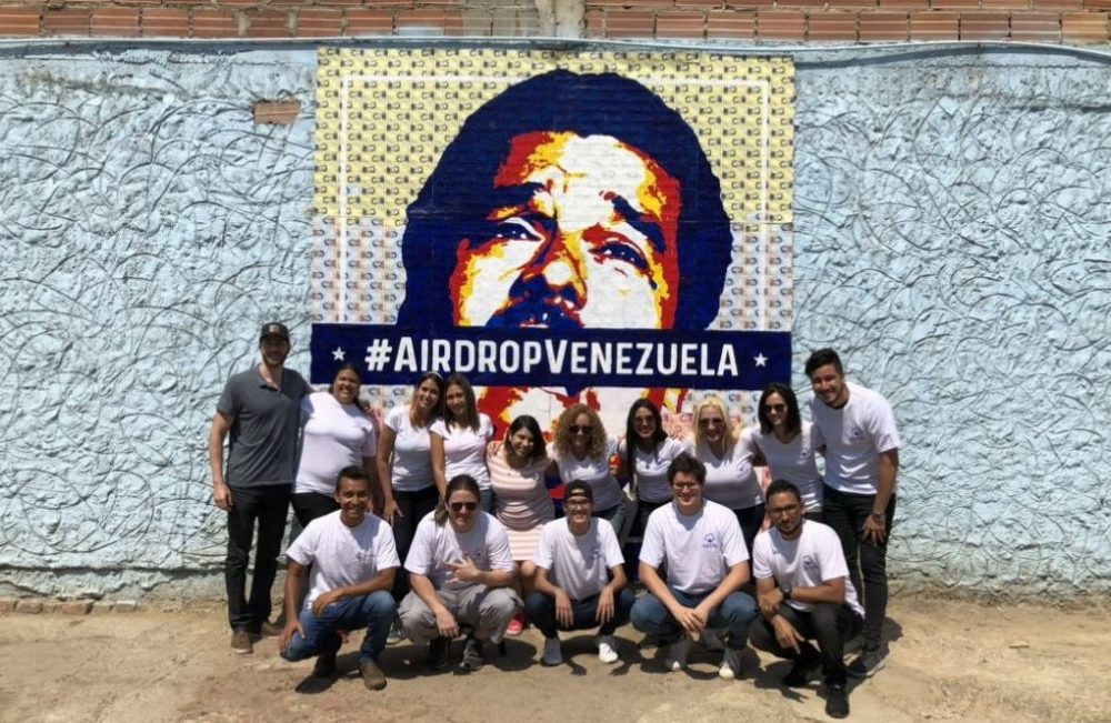 Art and Bitcoin Can Help the People of Venezuela