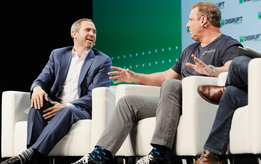 CEO Ripple Does Not Believe in the Mass Adoption of Cryptocurrency