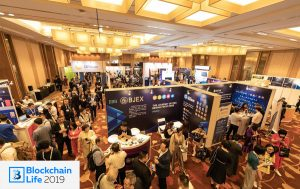 3000 Attendees Gathered at Blockchain Life Forum in Singapore