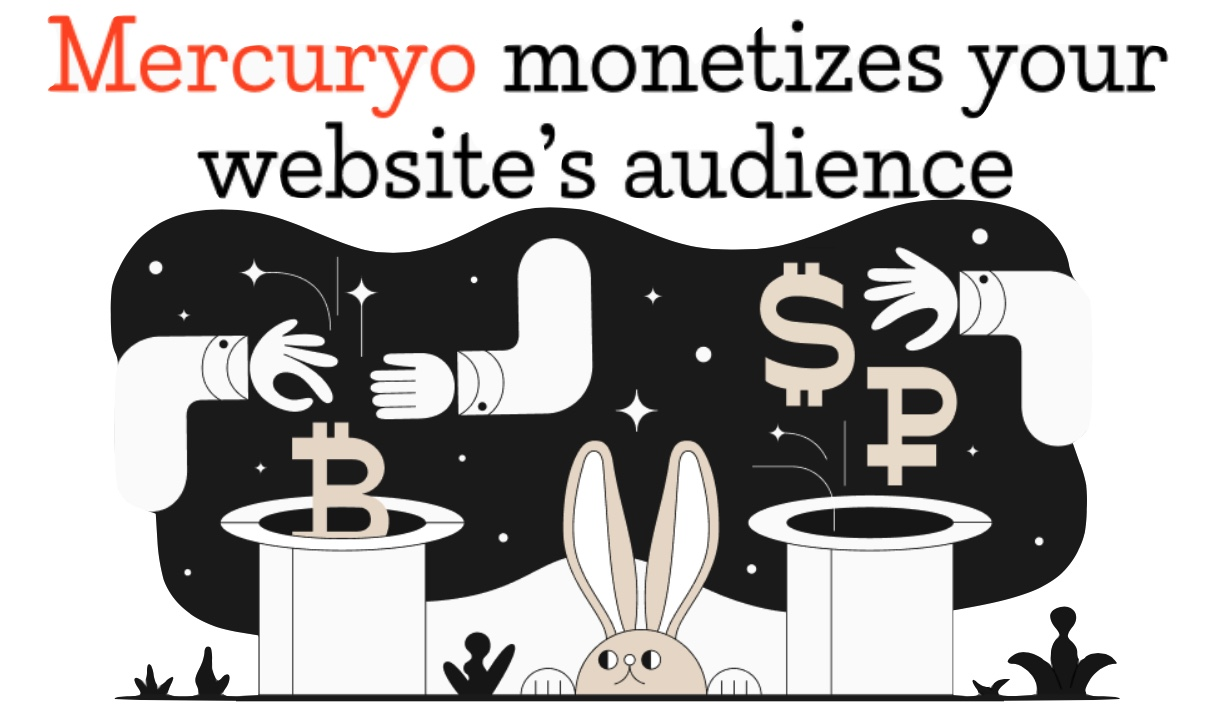 Mercuryo Has Developed a Website Monetization Tool